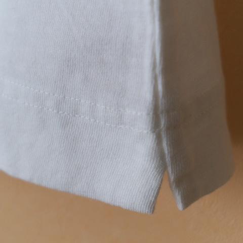 BETTER ベター MAHABAR COTTON CREW NECK S/S T-SHIRT