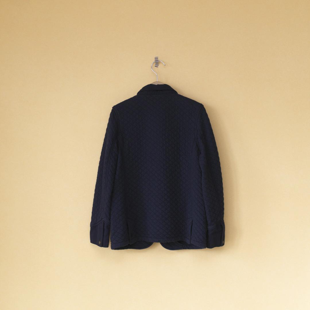 ARMEN アーメン NAM0202B shirt collar jacket シャツカラージャケット・ミッドナイト(3920)