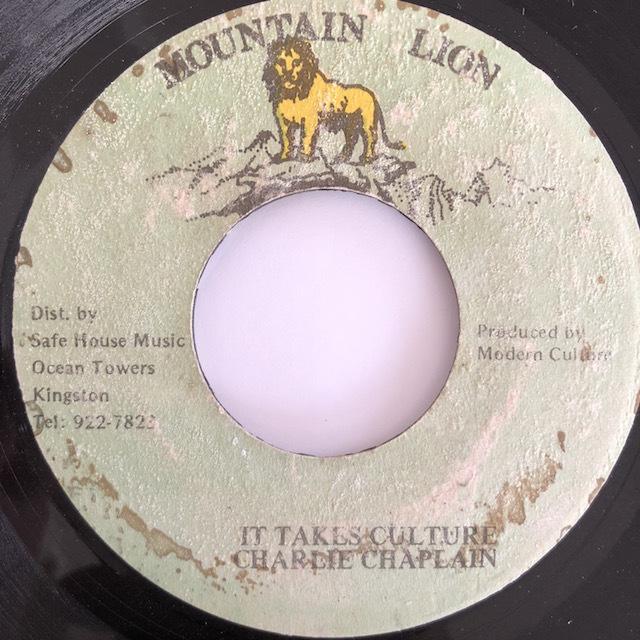 Charlie Chaplin(チャーリーチャップリン) - It Takes Culture【7'】