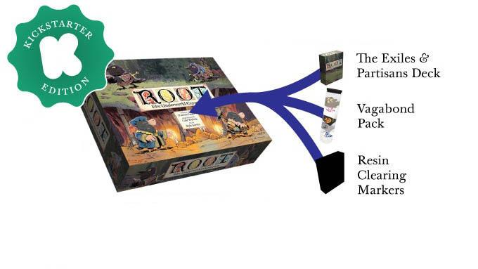 (予約商品 2019年12月〜2020年1月入荷予定)ROOT拡張 アンダーワールド(仮題)【通常商品と合わせての予約はご遠慮ください】