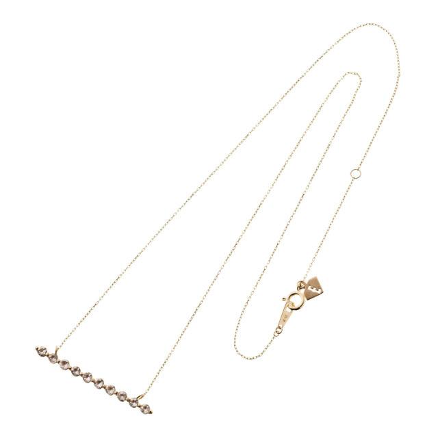K10 Horizon Necklace 10金ホライゾンネックレス ELP0001G
