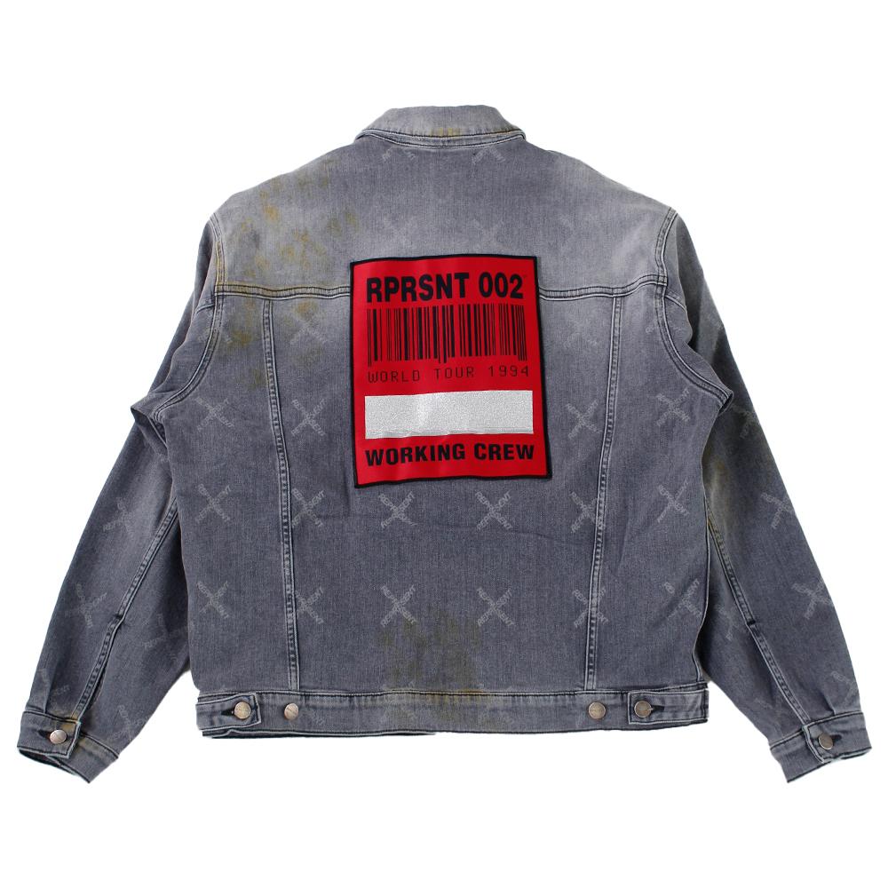 REPRESENT Denim Jacket
