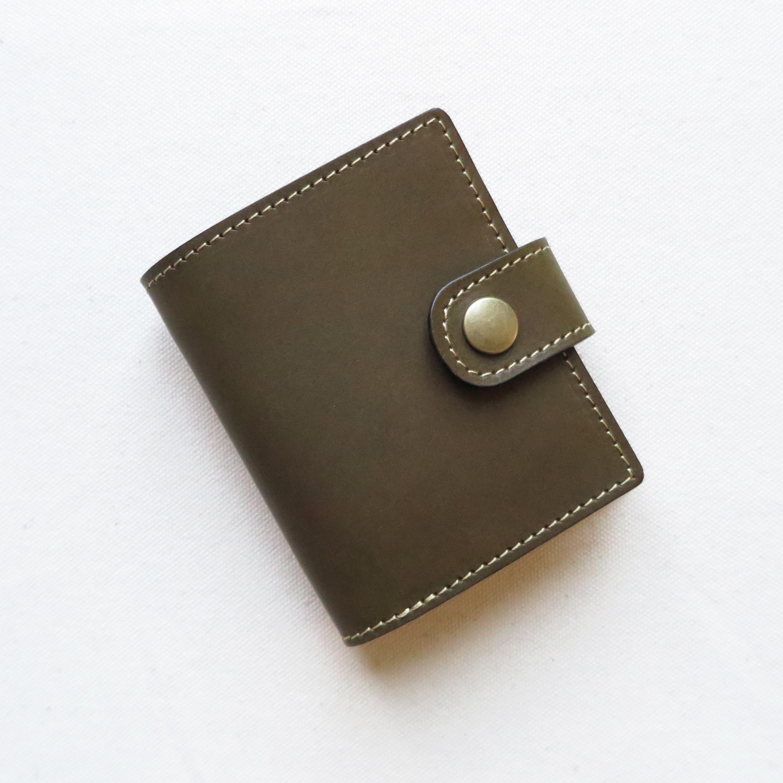 Minimal wallet GREEN