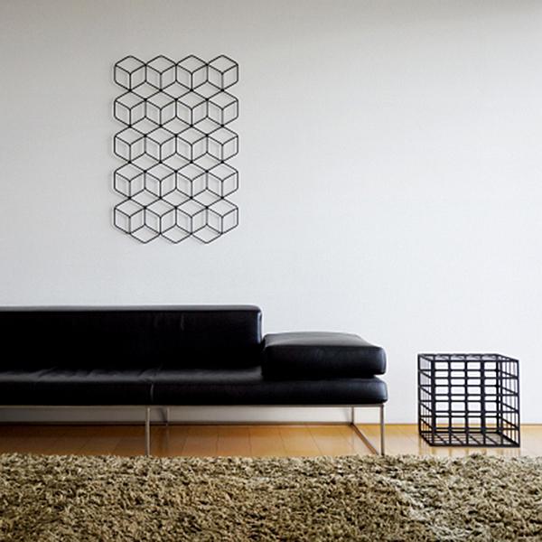Fe Wall Deco L