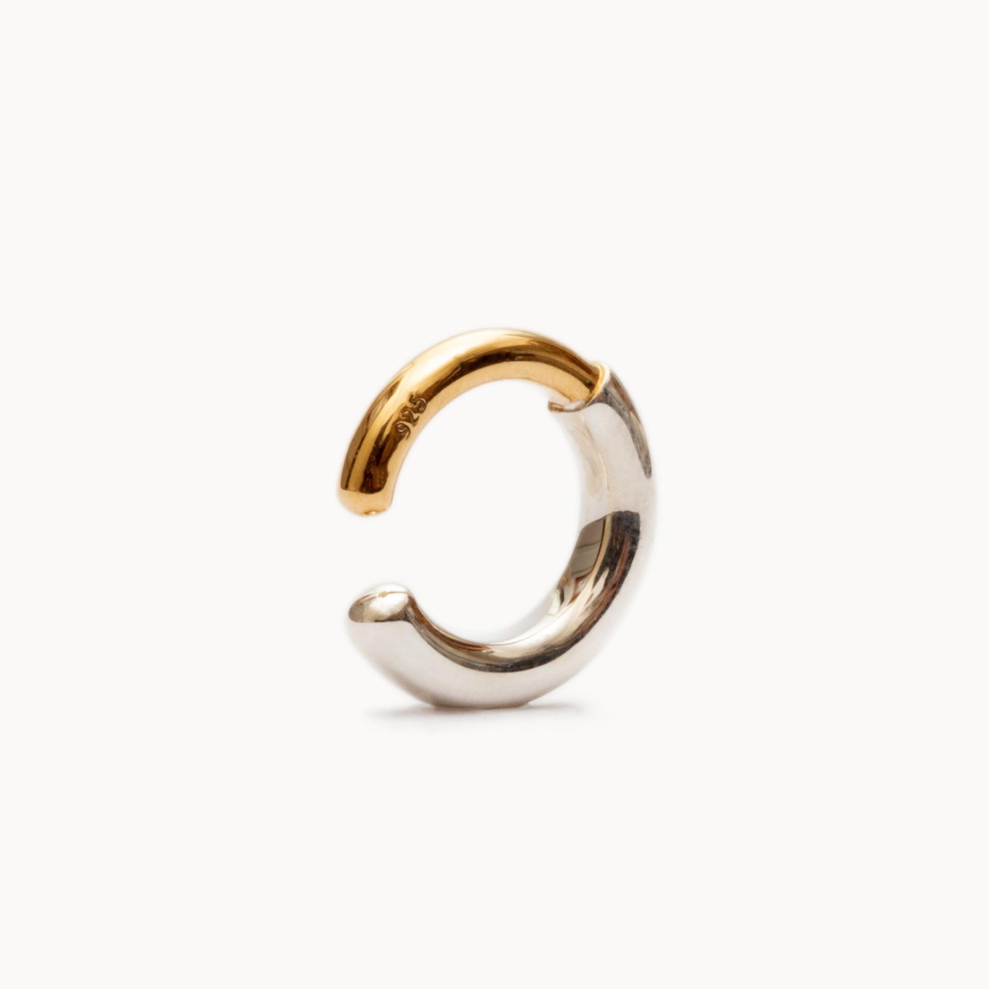 Bicolor Ear Cuff S|イヤーカフ  - art.2001C041012