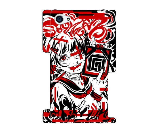(Xperia Z5 Compact SO-02H)Tシャツ図柄