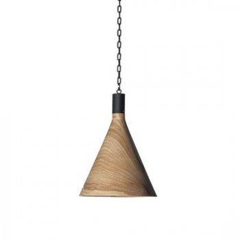 dareels-CONE WOOD HANGING LAMP