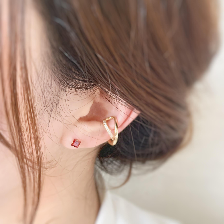 【JORIE】promise Ear cuff