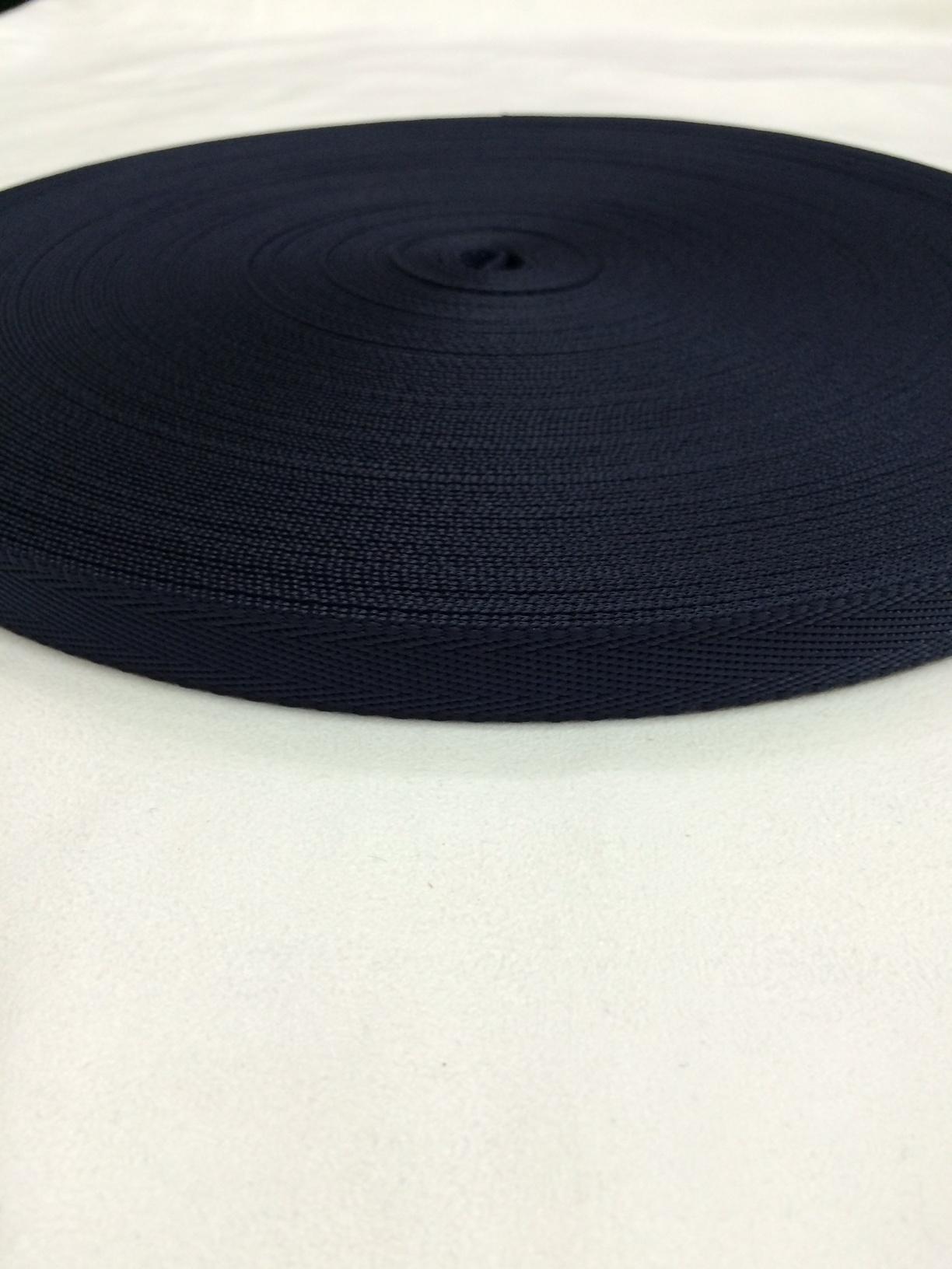 ナイロンシート織 15mm幅 1.3mm厚 カラー(黒以外) 5m