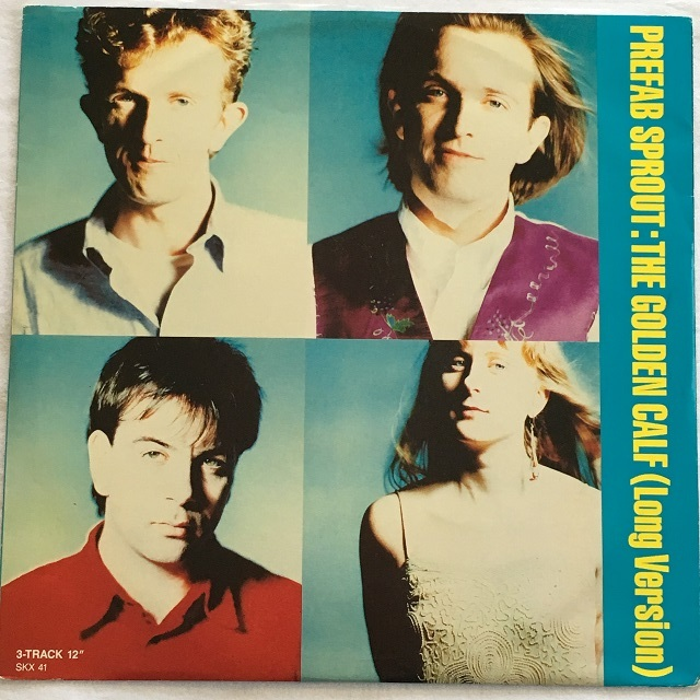 【12inch・英盤】Prefab Sprout / The Golden Calf (Long Version)