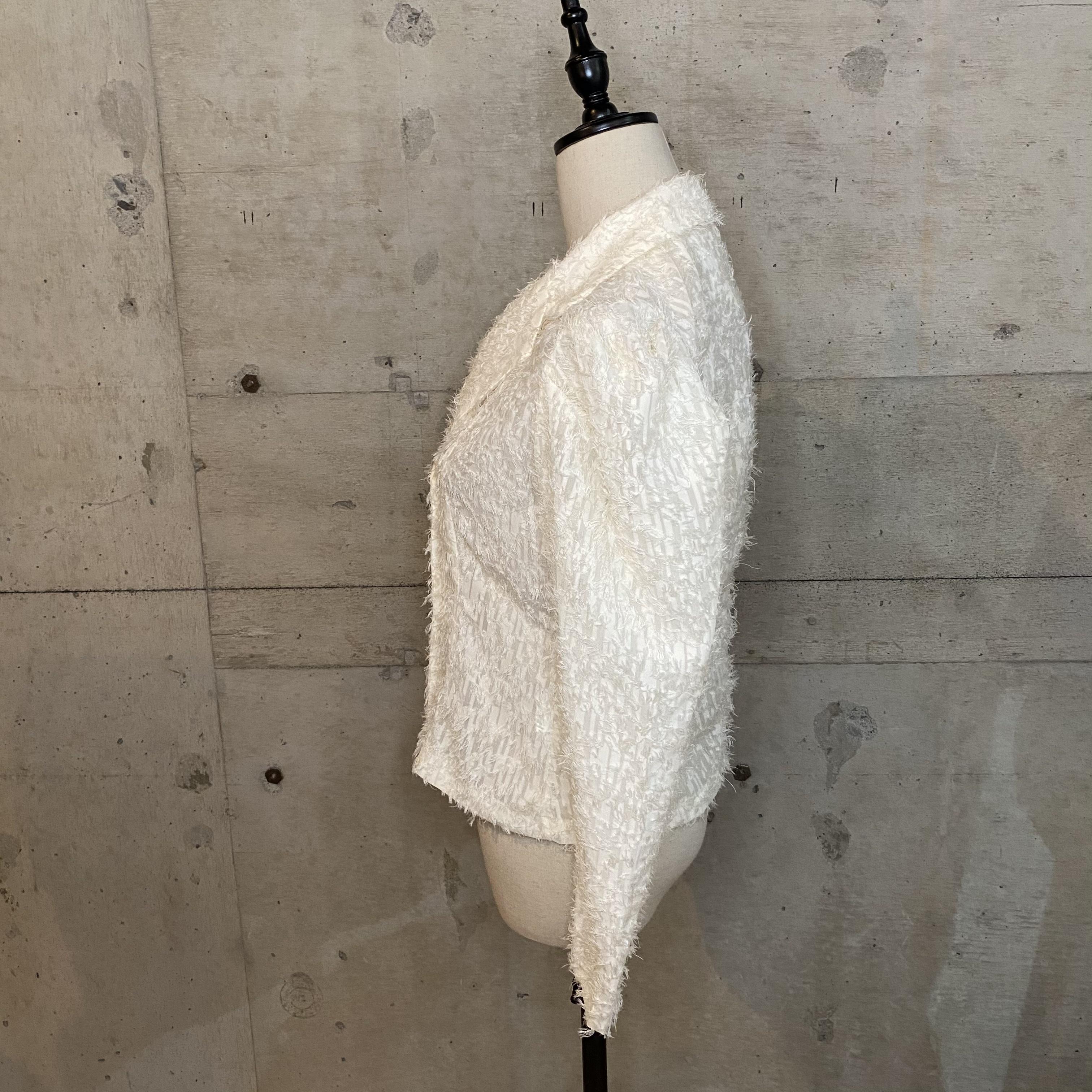 【Belle jour】pearl button blouse