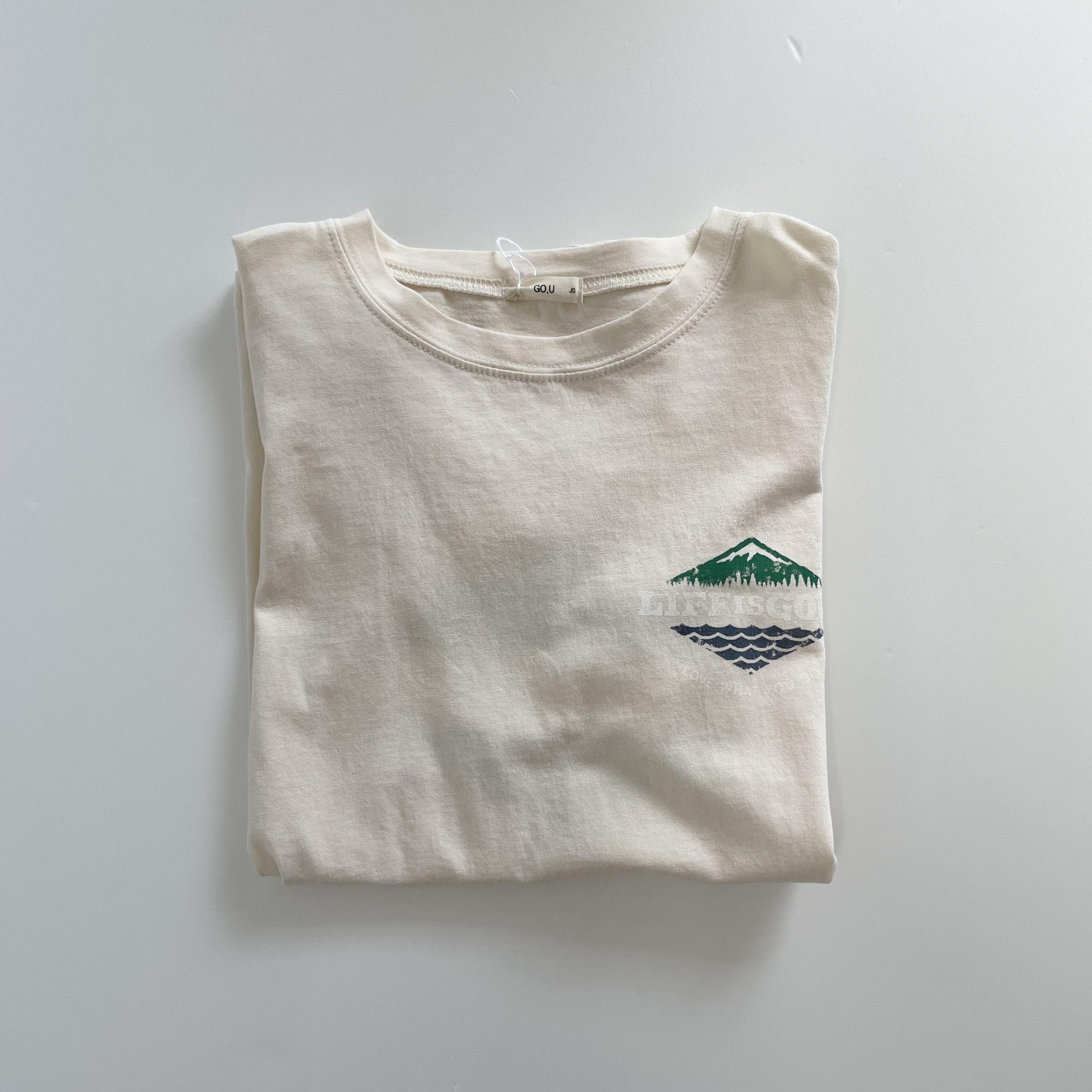 NO.1334  LIFE is GOOD T-shirt ( Jr.size )