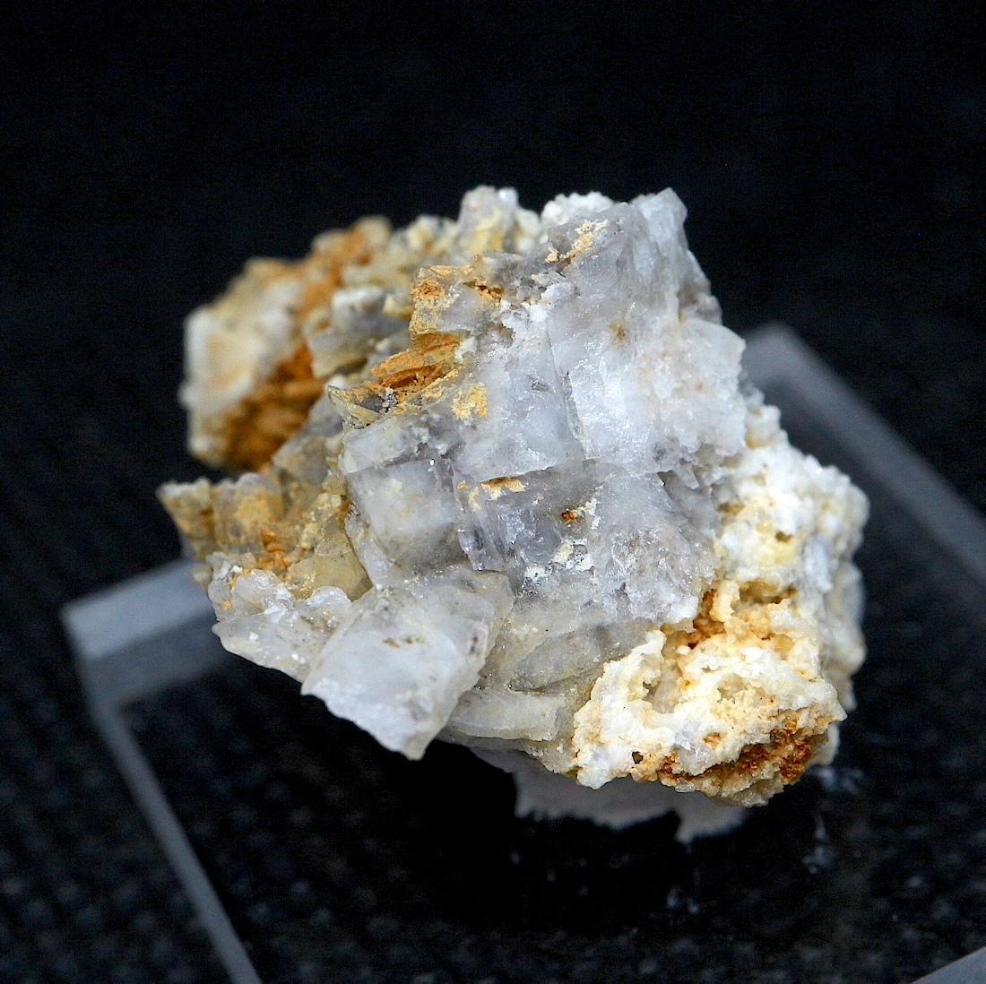 USA産 フェナカイト ベリル カルサイト 原石  6,3g IRI021 鉱物 天然石 パワーストーン