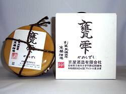 【京屋酒造】数量限定!甕雫〜かめしずく〜1800ML