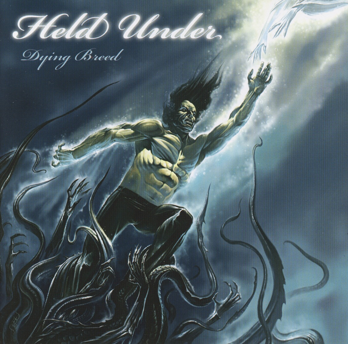 """HELD UNDER """"Dying Breed""""  (輸入盤)"""