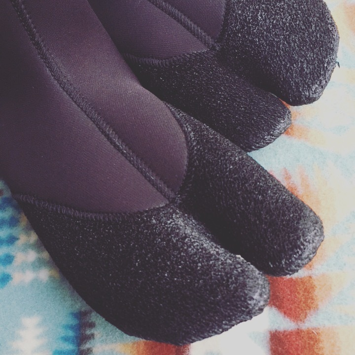 Velcro Radial Soft Boot 3mm