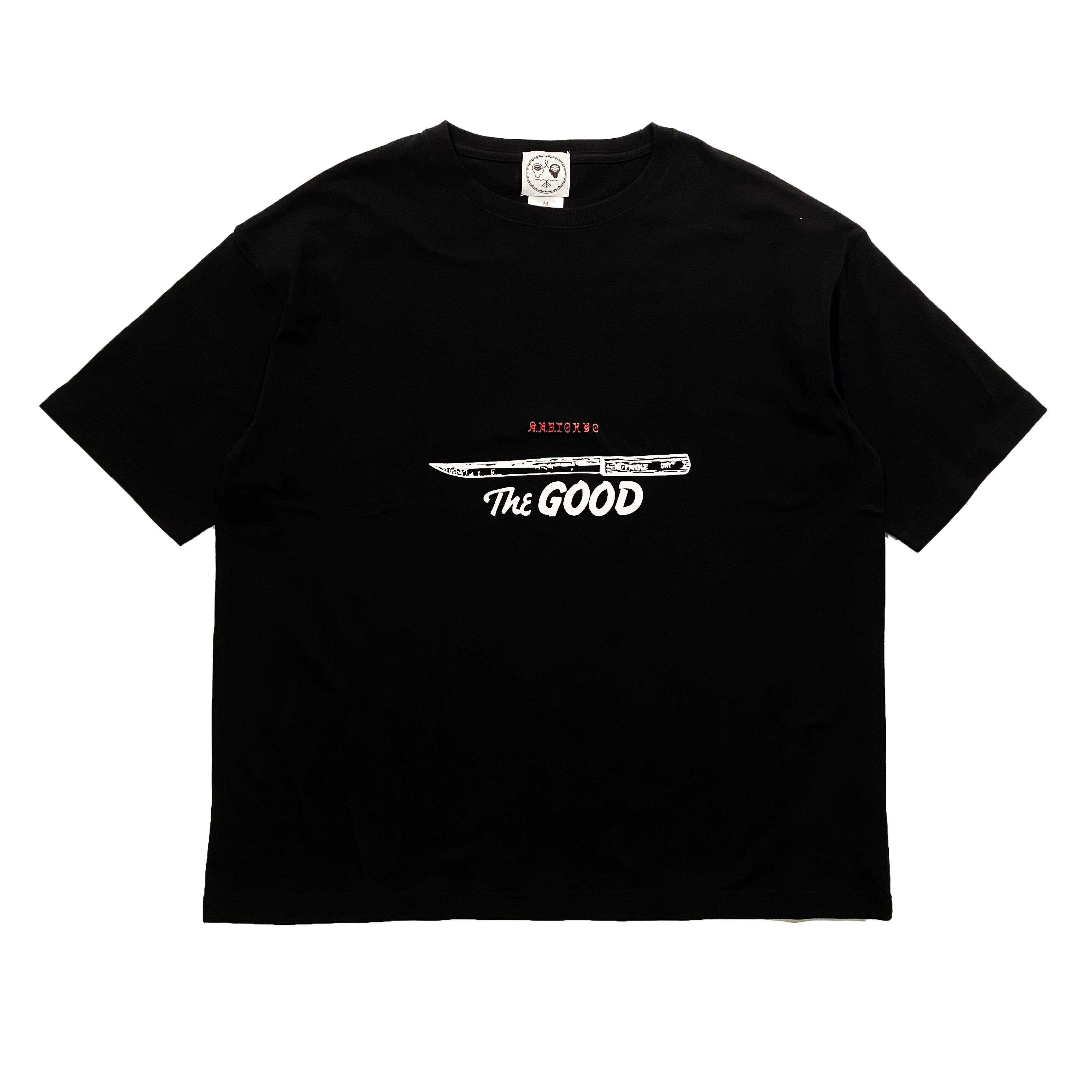 2021 S/S  SEPPUKU T SHIRT  BLACK
