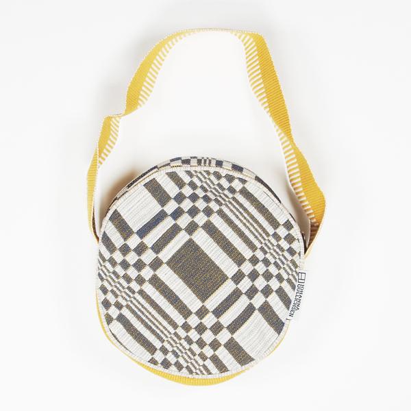 JOHANNA GULLICHSEN Tambourine Handbag Doris Lead