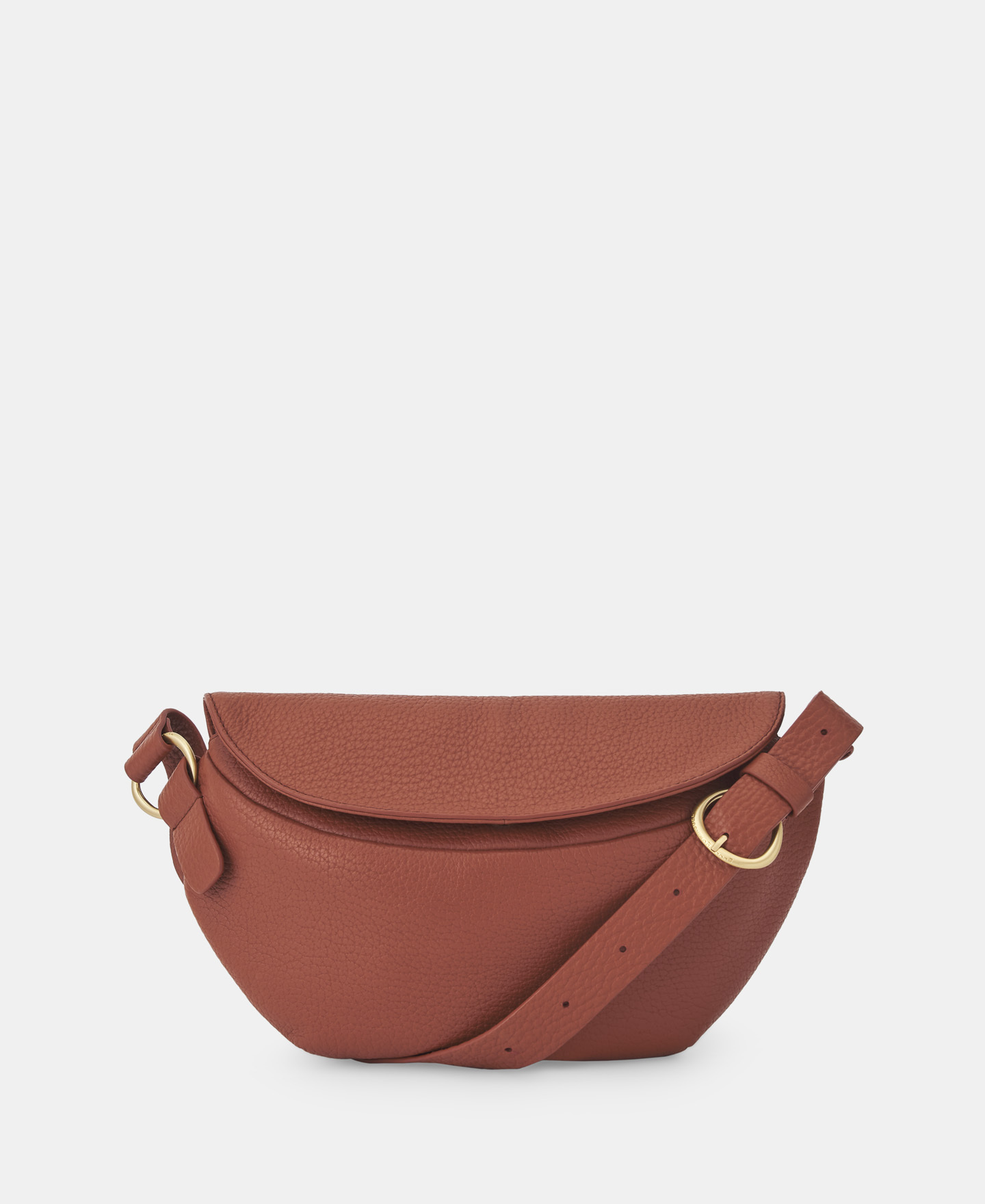 GRAINED LEATHER FANNY BAG [266631765111]