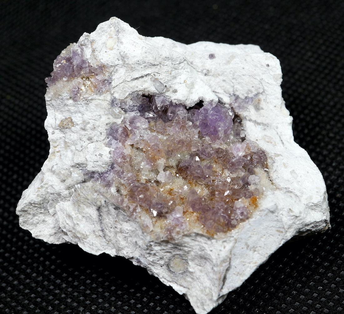 ネバダ州産 アメジスト クリスタル クラスター 結晶 47,9g AMT030 鉱物 天然石 原石 パワーストーン