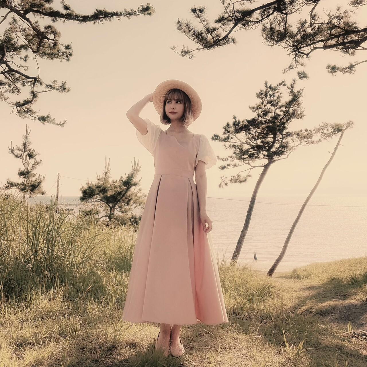 【meltie】original enchanted one-piece(pink)
