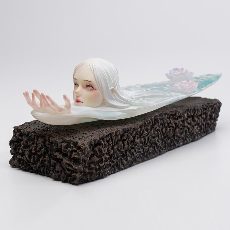 人魚(白色版)| 大畠雅人