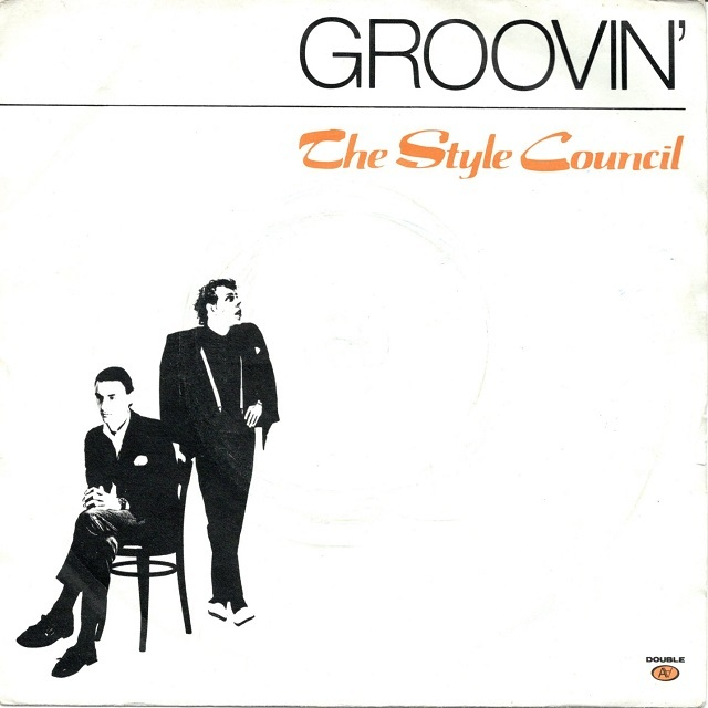 【7inch・英盤】Style Council / Groovin'