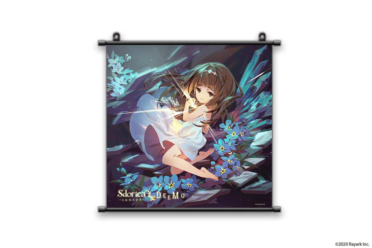 Sdorica × DEEMO Alice掛け軸ポスター