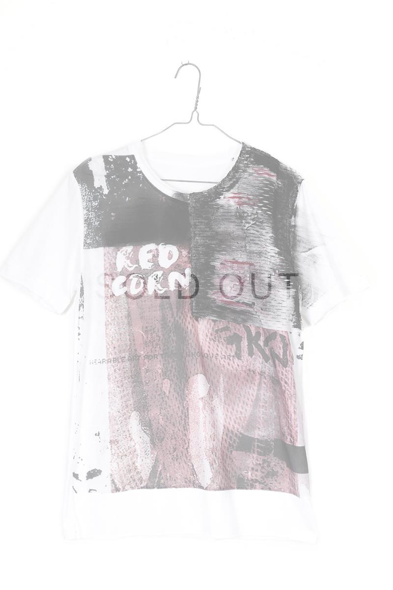 WEARABLE ART Tshirt [Article 06]MICHAIL GKINIS AOYAMA[送料/税込]