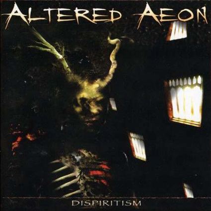 "ALTERED AEON ""Dispiritism"" (輸入盤)"