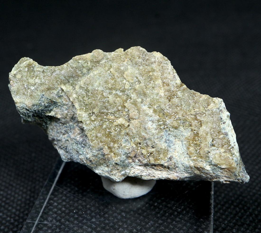 トパゾライト ガーネット 灰鉄柘榴石 原石 24,5g AND034 鉱物 標本 原石 天然石