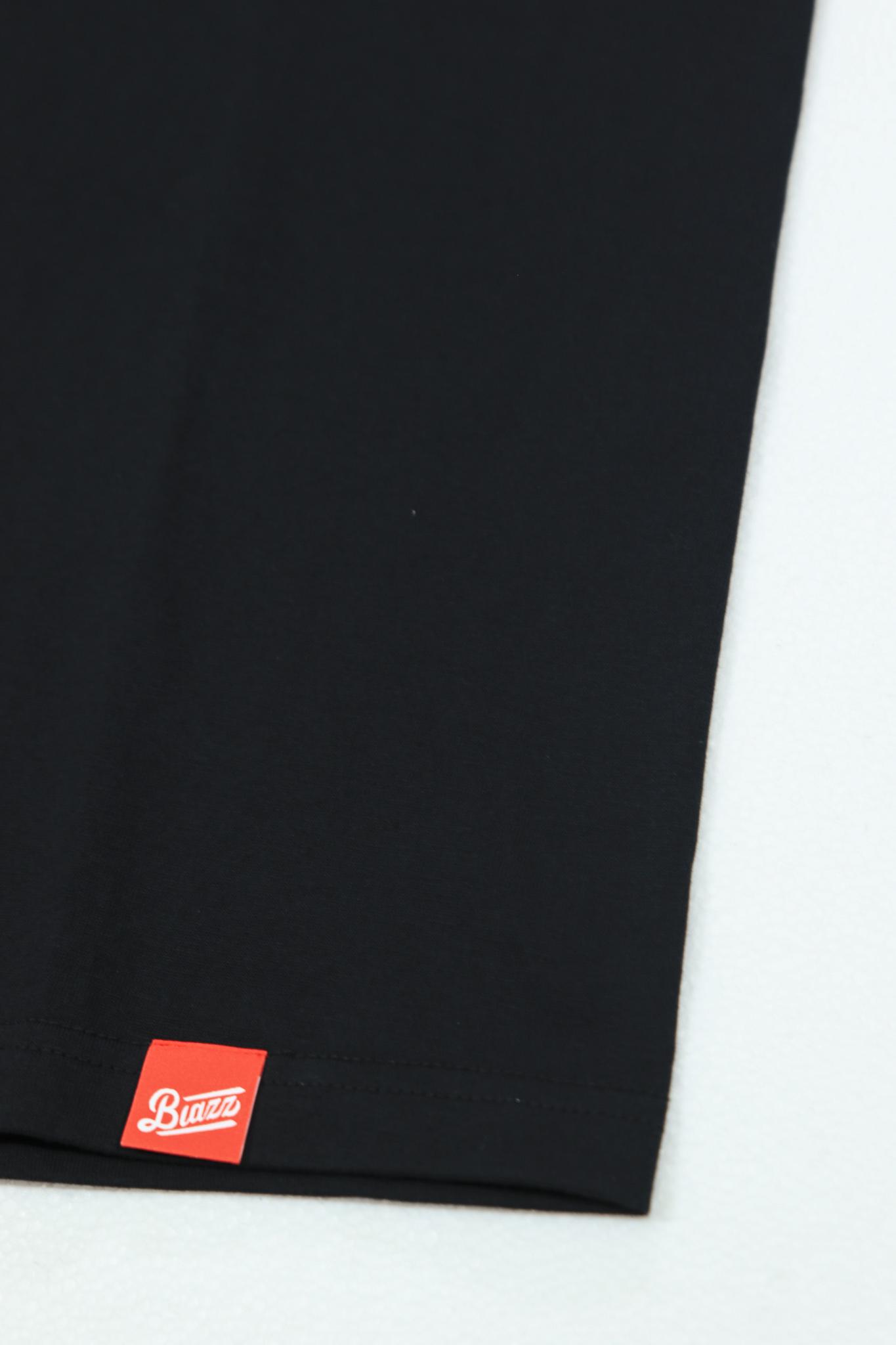 BIG 3D LOGO TEE [BLACK]