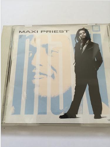 Maxi Priest(マキシプリースト) - Maxi【CD】