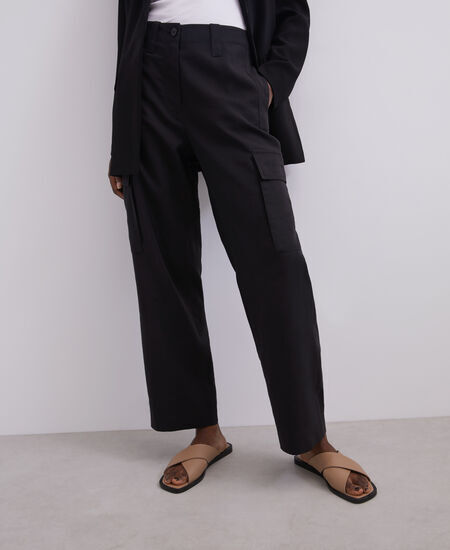CARGO TROUSERS MAXI SIDE POCKET [268141120111]