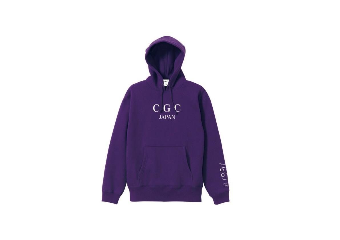 coguchi CGC hoodie (pur/wh)