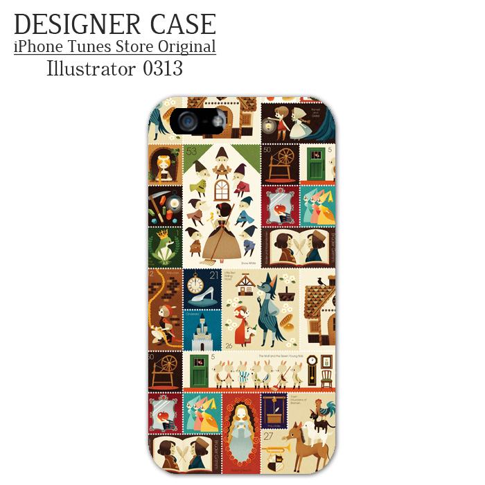 iPhone6 Hard Case[Grimm's Fairy Tales] Illustrator:0313