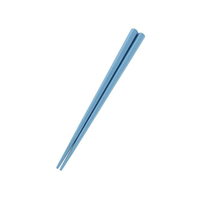 抗菌SPS六角形18cm箸 ラムネ【OGH-2-RA】