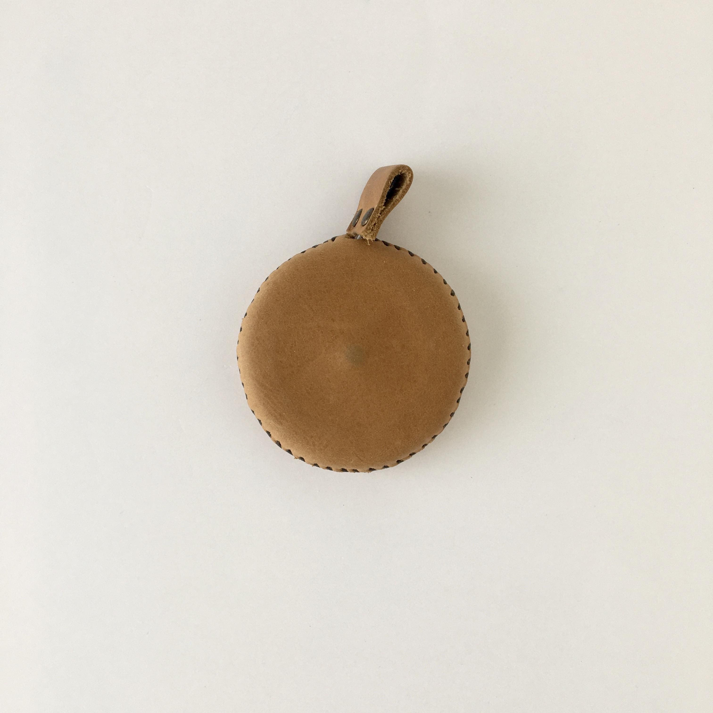 革のメジャー Leather Tape Measure