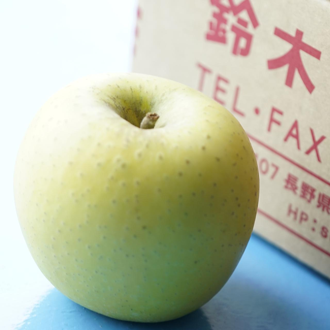 鈴木りんごco./シナノゴールド5kg【信州の環境にやさしい農産物50】認定農園