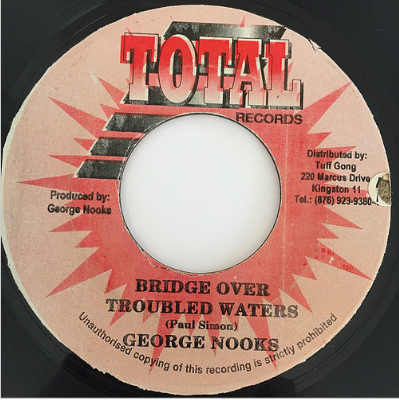George Nooks(ジョージヌークス) - Bridge Over Troubled Water【7'】