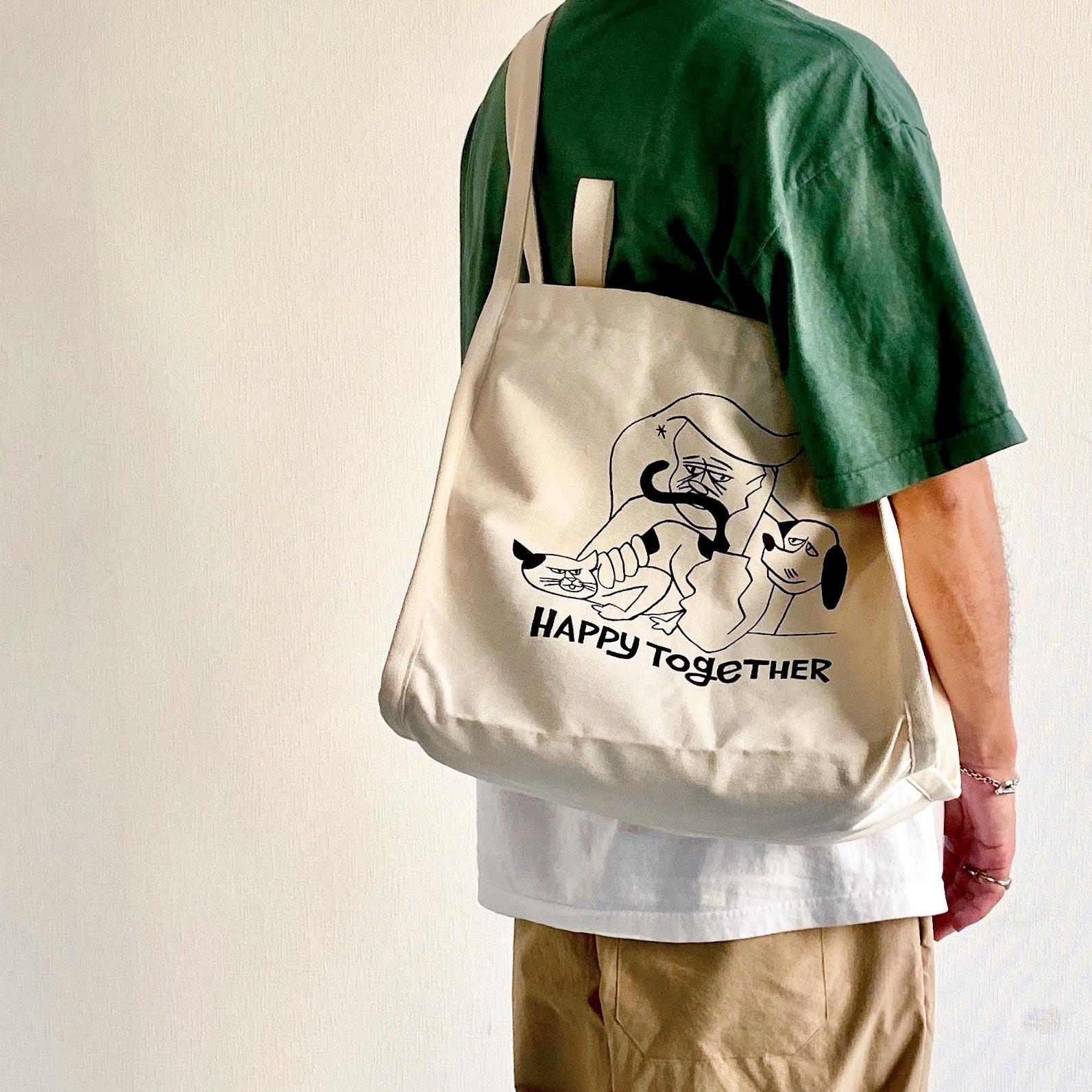 Happy Together project_resident bag  / Yusuke Hanai