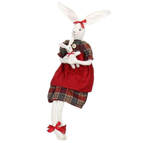 ワンピースのうさちゃん 人形