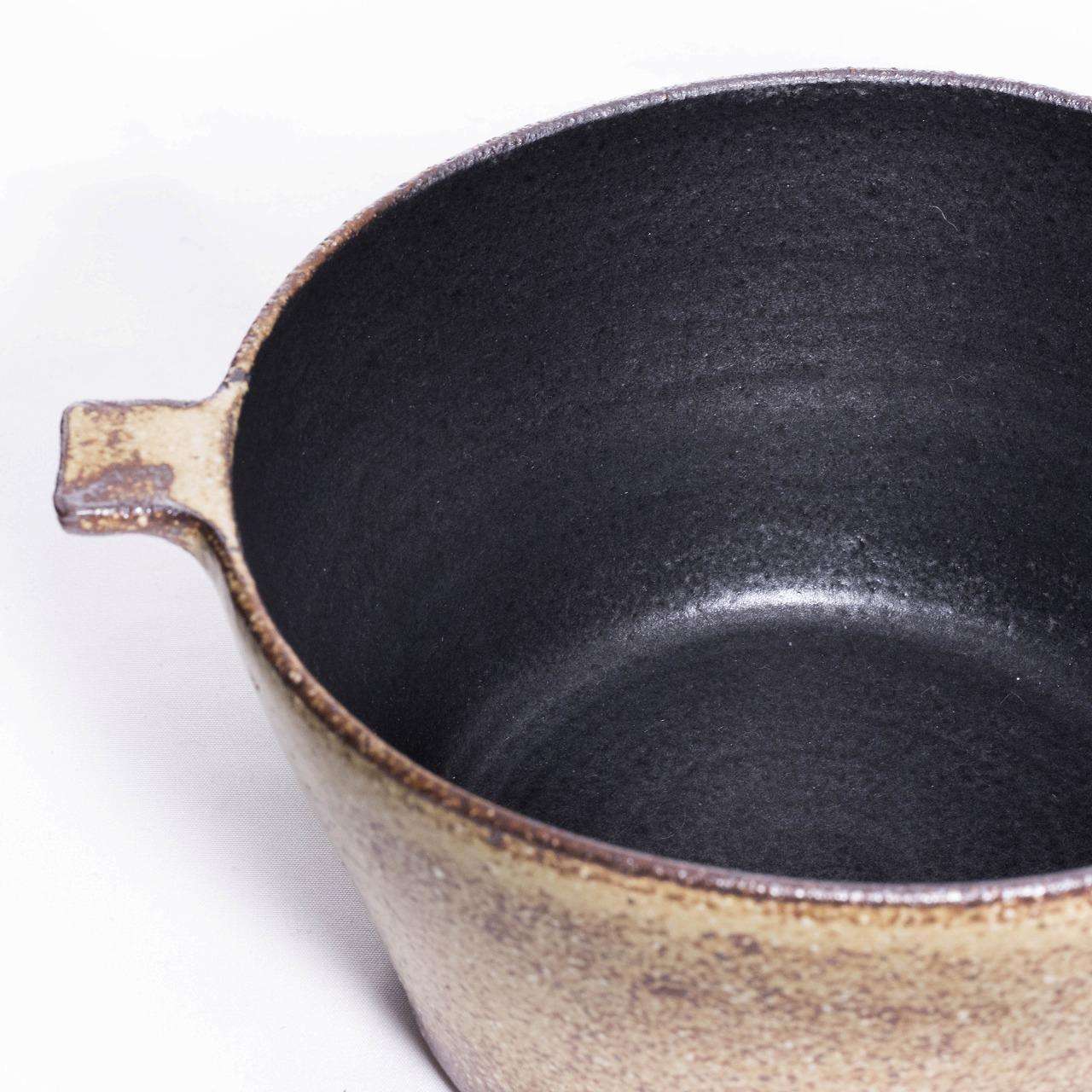 mego 多用途カップ 内黒マット MA-36 【陶器】20210604-02