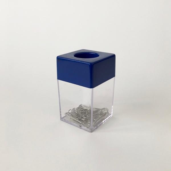 クリップディスペンサー(ブルー) Clip Dispenser Blue