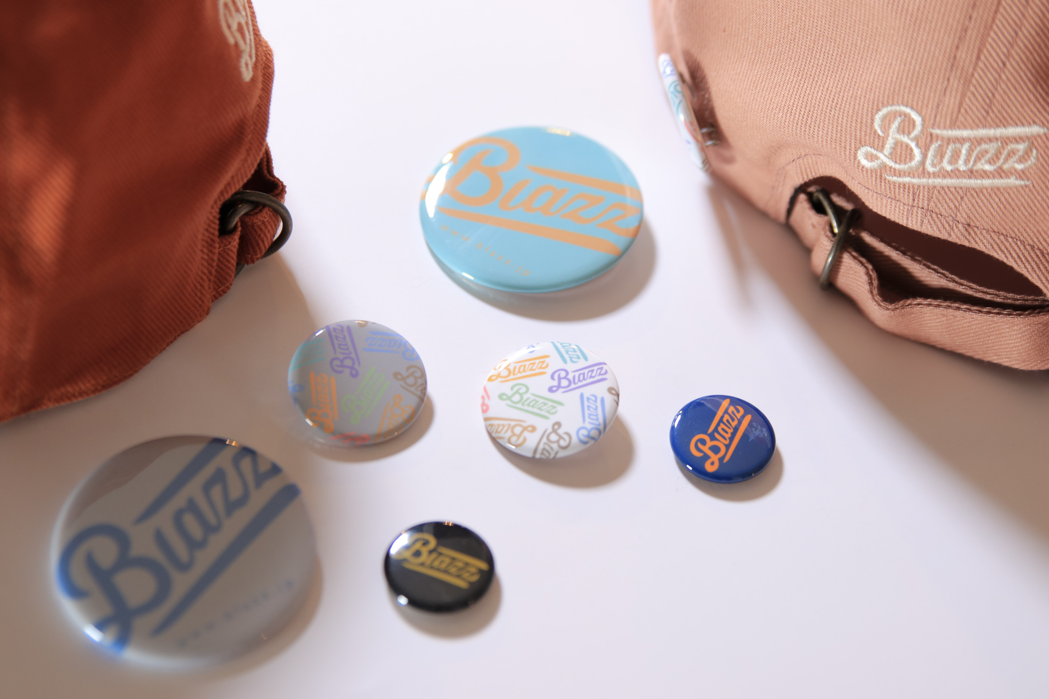 LOGO PinBack Button MIDIUM