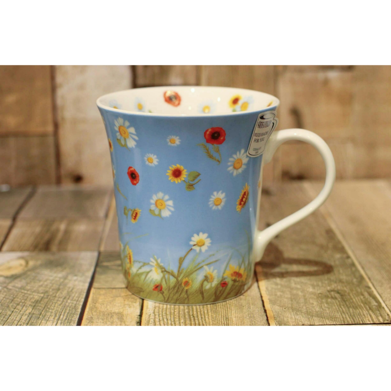 flower EDY <マグカップ>  浜松雑貨屋C0pernicus (電子レンジ、食器洗浄機にも対応)