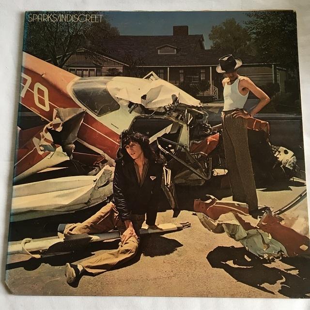 【LP・米盤】Sparks / INDISCREET