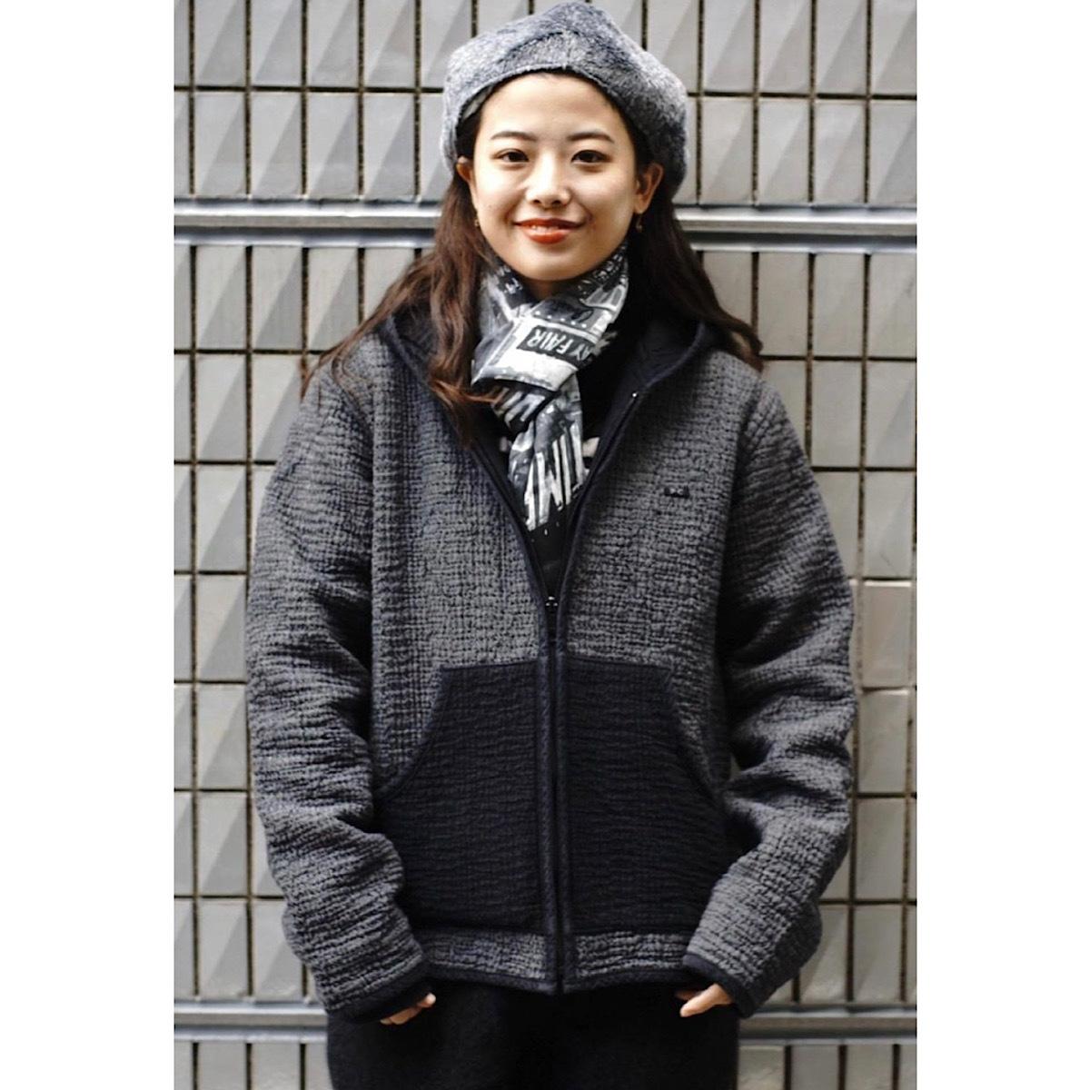 PC SASHIKO ORIGINAL PARKA