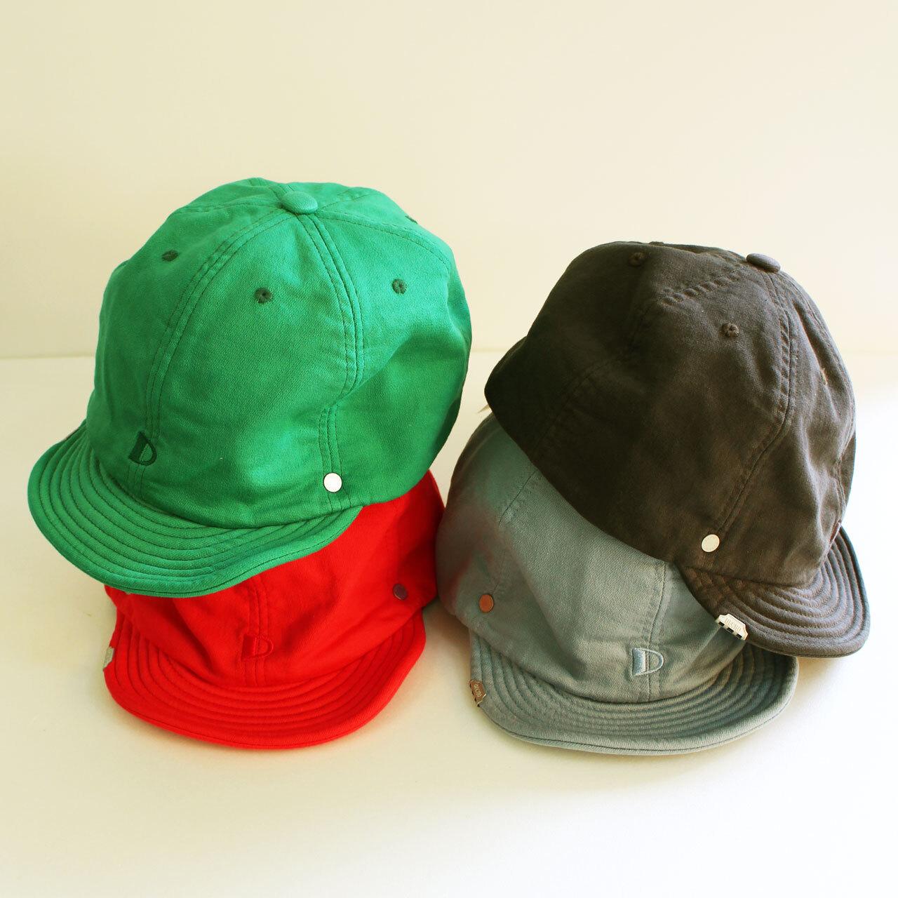 DECHO (デコー) LOGO BALL CAP  3-5SD20   カラフルなボールキャップ ユニセックス