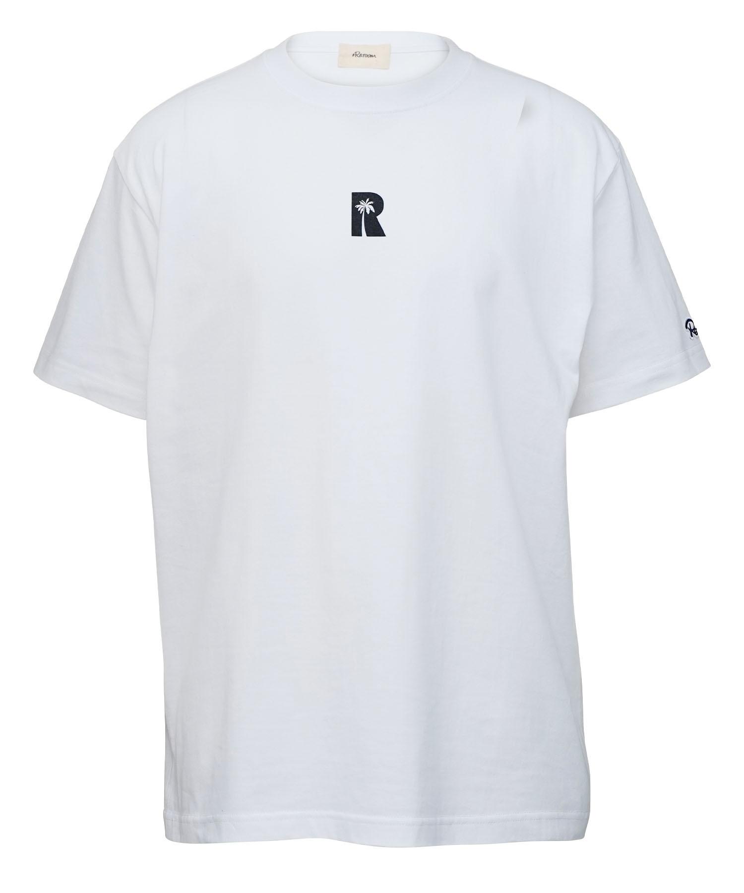 R SILHOUETTE GRAPHIC PRINT T-shirt[REC510]